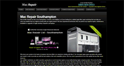 Preview of macrepairsouthampton.co.uk